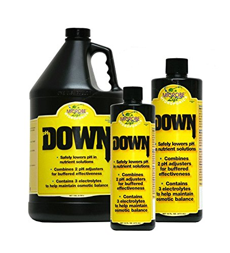 MICROBE Life Hydroponics pH Down 32oz by Microbe Life