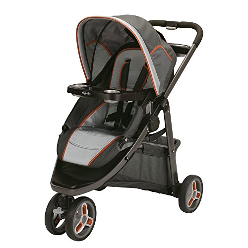Graco Modes Sport Click Connect Stroller, Alloy by Graco