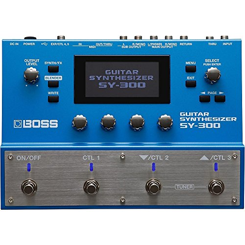 Boss SY-300 Advanced Guitar Synth