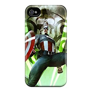 StylishCase Slim Fit Tpu Protector RoEgT8600JSJnP Shock Absorbent Bumper Case For Iphone 4/4s