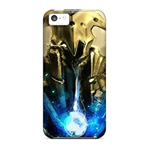 New Premium Flip Case Cover Soulkeeper Skin Case For Iphone 5c