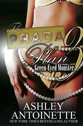 book cover of Green Eyed Monster