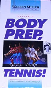 Body Prep:Tennis With Tim Mayotte [VHS]