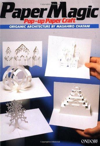 Paper Magic: Pop-Up Paper Craft: Masahiro Chatani: 9780870407574 ...