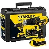 """Furadeira Parafusadeira de impacto 1/2"""" à bateria 20 volts com 2 baterias - SCH20C2K"""