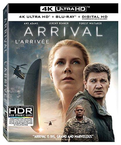 Arrival [4K Ultra HD + Blu-ray + Digital HD]