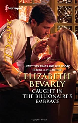 book cover of Caught in the Billionaire\'s Embrace