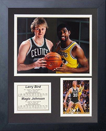 Larry Bird Framed Photo (Legends Never Die
