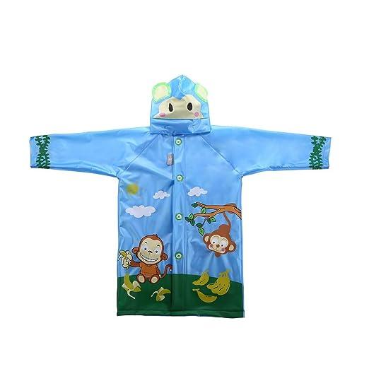 Impermeabile per bambini Guyuan Cartone Animato Modello