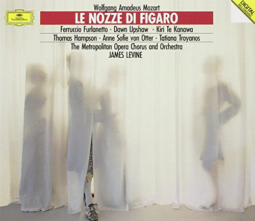 Le Nozze Di Figaro [3 CD Box Set] - Nozze Figaro Le Opera Di