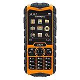 Plum Ram Rugged Phone 3G GSM Unlocked Shock Water Proof IP 68 Certified Military Grade Camera Flash Light FM Radio Bluetooth Dual Sim