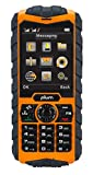 Plum Ram Rugged Phone 3G GSM Unlocked Shock Water Proof IP 68 Certified Military Grade Camera Flash Light FM Radio Bluetooth Dual Sim
