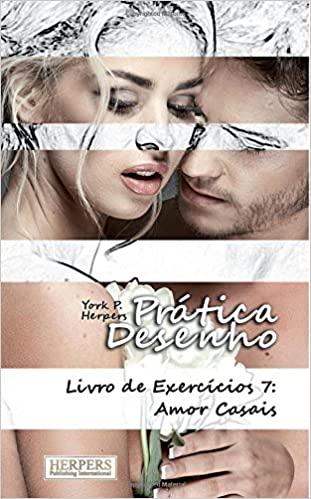 Buy Amor Casais Volume 7 Pratica Desenho Livro De Exercicios