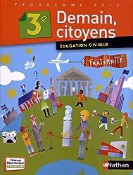 Demain, citoyens 3e