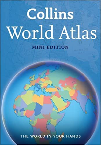 World Atlas: Mini Edition by Collins Maps (2013)