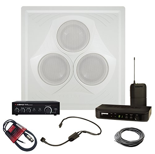 Pure Resonance Audio VCA8 In-Ceiling Speaker Bundle with ...