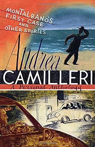 book cover of Montalbano\'s First Case, and Other Stories