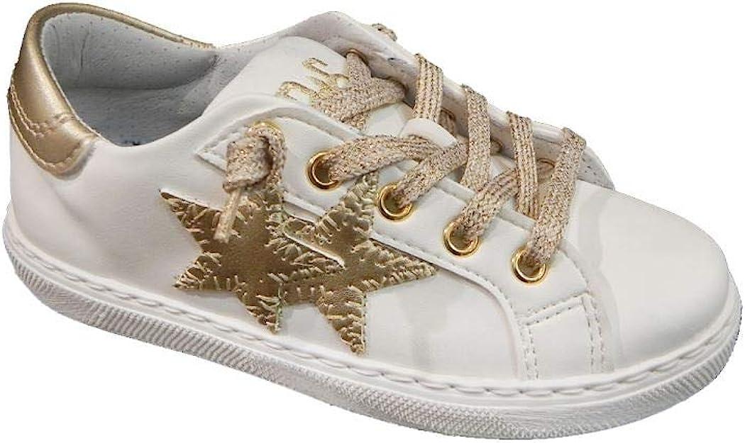 Two Stars Sneakers Bassa in Pelle con