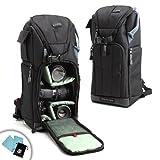 Portable Sony DSLR Camera Backpack Sling Bag for Sony Alpha SLT-A37 , SLT-A58 , A99 , NEX-6 , DSC-HX300 , DSC-H200 and Many More Sony Digital SLR Cameras! *Bonus Cleaning Cloth and Accessory Bag*, Best Gadgets