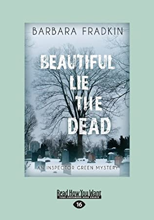 book cover of Beautiful Lie the Dead