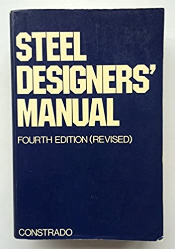 steel designer s manual sci 9780632019168 amazon com books rh amazon com steel designers manual pdf steel designers manual pdf