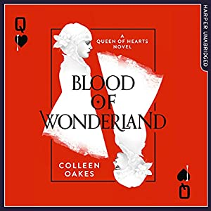 Blood of Wonderland Audiobook