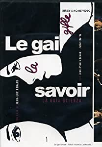 Le Gai Savoir - La Gaia Scienza [Italia] [DVD]