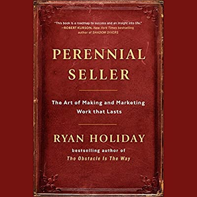 by Ryan Holiday (Author, Narrator), Penguin Audio (Publisher) (44)  Buy new: $24.50$20.95