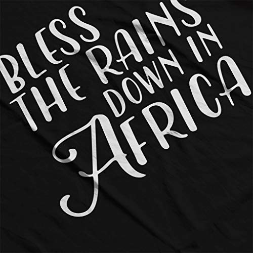 Women's Women's Women's Lyric Sweatshirt Song Coto7 Black Africa wvxt0ESyq7