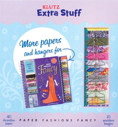 - Extra Stuff for Paper Fashions Fancy