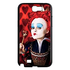 SamSung Galaxy Note2 7100 phone cases Black Alice cell phone cases Beautiful gifts NYTR4625317