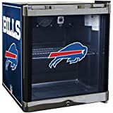 Glaros Officially Licensed NFL Beverage Center / Refrigerator - Buffalo Bills