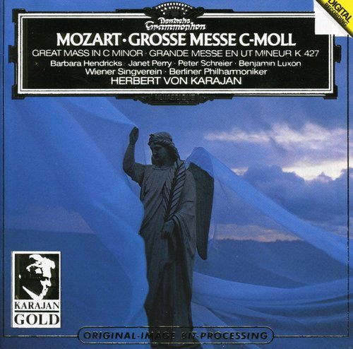 CD : Berlin Philharmonic Orchestra - Great Mass In C (CD)
