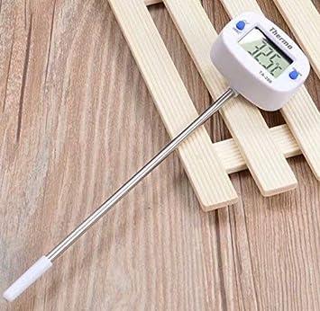 Doyime 1pc Sonda digitale termometro digitale Cottura inossidabile Carne Barbecue Barbecue Cucina domestica
