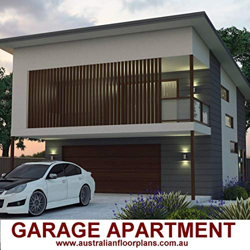 Garage Apartment 2 Bedroom house plan-Carriage House Design Concept Plan: Concept plans includes detailed floor plan and elevation plans (2 Story House Floor Plans And Elevations)