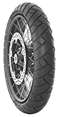 Load Rating: 58Position: FrontRim Size: 17Speed Rating: WTire Application: SportTire Size: 120/70-17Tire Type: Dual SportAdventure Sport Range With A Street Orientation. Road Hazard Warranty included. New Super Rich Silica Compound using the ...