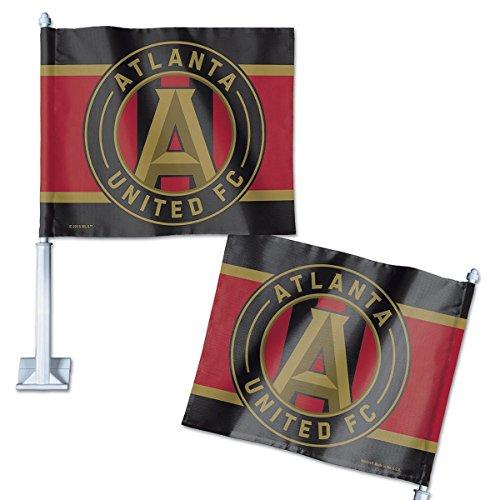 SOCCER Atlanta FC Car Flag, 11.75