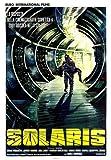 Solaris 1972 Mini Poster #01 Italian 11x17 Ships Rolled In Cardboard Tube