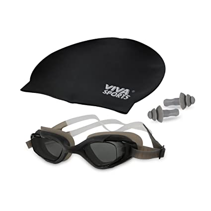 658cc7a481 Buy Viva Sports 130 Combo Set (Black) Online at Low Prices in India ...