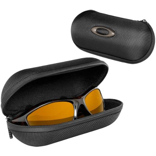 Oakley Large Soft Vault Sunglasses Case, Black