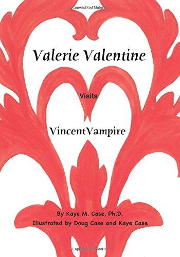 Valerie Valentine Visits Vincent Vampire pdf epub