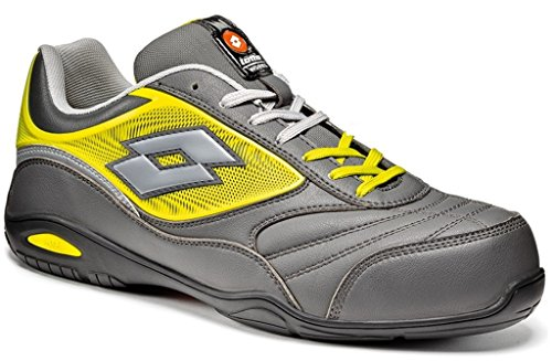 Chaussures Gris Jaune S3 700 de Lotto Works ENERGY securité vpwvrzqg