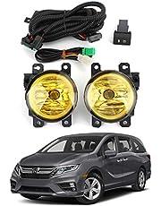 MAD HORNETS 1 Set Upgrade Led Front Fog Lamp for Car Fit for Hon-da Fit for Ci-vic