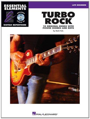 Download Turbo Rock: Eary Intermediate Essential Elements Guitar Repertoire pdf epub