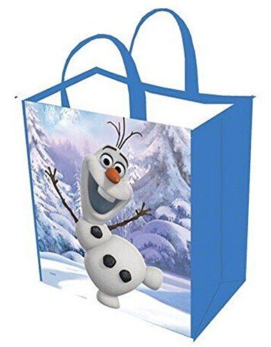 Disney Frozen Movie Character Trick or Treat Bag (Olaf) (Frozen Trick Or Treat Bag)
