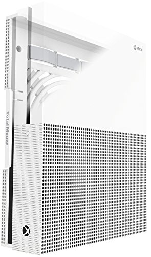 TotalMount for Xbox One S (Mounts Xbox on Wall Near TV)