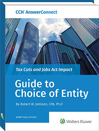 Download Tax Cuts And Jobs Act Impact Guide To Choice Of