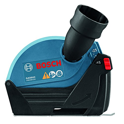 Bosch GA50UC Small Angle Grinder Dust Collection Attachment, 5