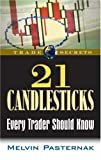 21 Candlesticks Every Trader Should Know (Trade Secrets (Marketplace Books))