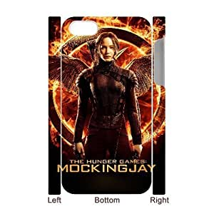 VNCASE The Hunger Games Phone Case For Iphone 5C [Pattern-1]